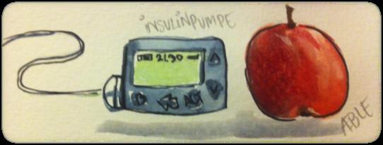 insulinpumpe